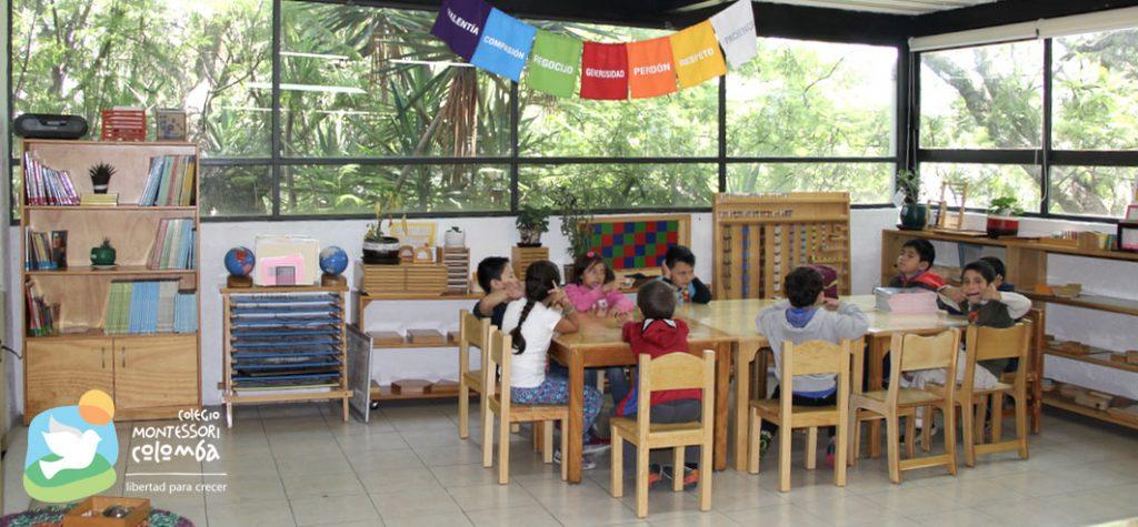 Montessori Colomba