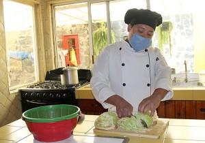 Servicio de cocina